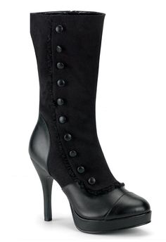 Splendor Boot Black