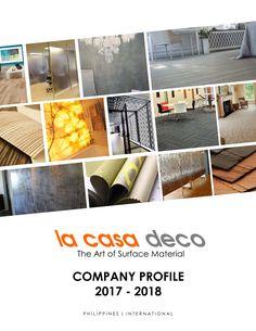Company Profile, Company Profile Design
