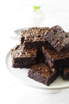 These brownies with cocoa nibs have the full flavor of that love-potion, chocolate, they are decadent and moist almost like eating a piece of fudge.