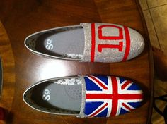 One Direction shoes #2