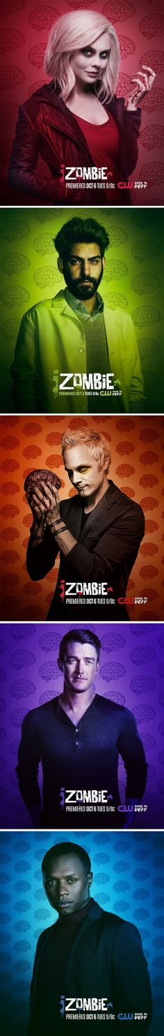 Brains, Brawn and Badassery: Everything You Should Know About The CW's 'iZombie'