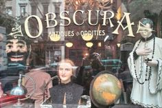 Lobojo's Den: The Enigma of Obscura Antiques and Oddities in Our Plastic World