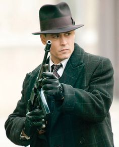 The fedoras used in Michael Mann´s Public enemies ce1e0d421adb