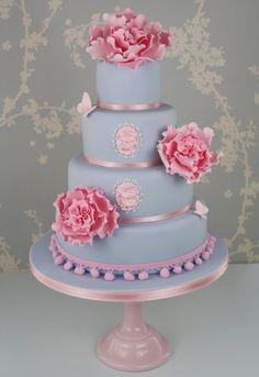 Doce inspiração para seu bolo de casamento – São Paulo Sugarcraft Show 2013