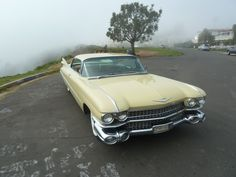 1959 Cadi sold by Tredair Motors to a member of the Royal family from the UAE.