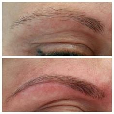 Microblading wowbeows by kosmein