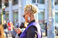 StreetStyle Milan Fashion Week. Febrero 2014 #MFW #MilanFashionWeek #StreetStyle