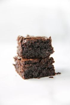 Black Bean Brownies - PaleOMG