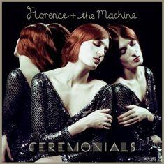 Florence Welch album cover photo for Florence + The Machine Ceremonials Florence The Machines, Florence And The Machine, Florence Welch, Bon Iver, Bon Jovi, Imagine Dragons, Vinyl Lp, Vinyl Records, Vinyl Music
