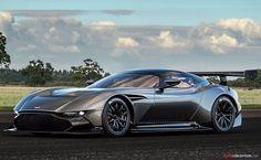 Aston Martin Vulcan Teams Up with V Bomber Namesake