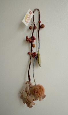 Habu Textiles - Flower Object