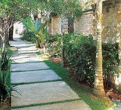 calçada de cimento colorido - Pesquisa Google