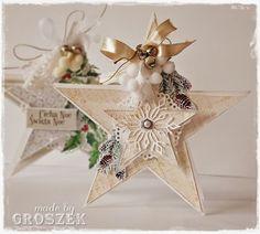 Made by Groszek: Gwiazdki/A little stars