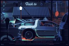 BTTF by Laurent Durieux