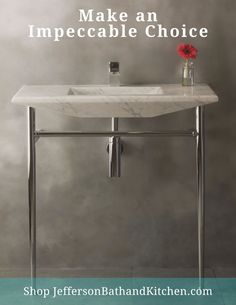 Let Jill Jefferson guide you through the complexities of purchasing a one-of-a-kind Stone Forest sink or tub. Bathroom Toilets, Bathrooms, Black And White Tiles, Wall Mounted Toilet, York Apartment, Bath Remodel, White Bathroom, 20 Years, Tub