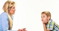 Uma conversa tranquila é mais eficaz que uma repreensão