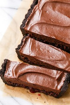 Really nice recipes. Every hour. • Tart Cherry Chocolate Tart Really nice recipes....