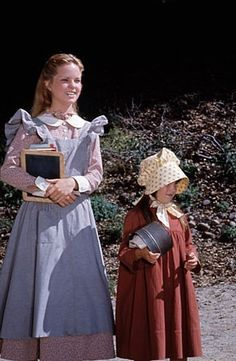 Melissa Sue Anderson--Little House on the Prairie