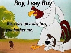 Looney Tunes Characters, Classic Cartoon Characters, Looney Tunes Cartoons, Classic Cartoons, Funny Cartoons, Looney Tunes Funny, Archie Comics, Foghorn Leghorn Quotes, Nostalgia
