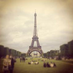 Paris. #Eiffel #Tower #Travel