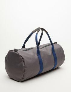 51981ceda0ec BILLYKIRK   Duffle Bag in Grey