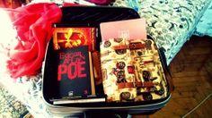 Yaz tatili için valiz toplamak...