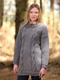 Wendy Serenity Chunky Ladies Sweater