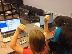 The Show Me Librarian: Creating Computer Games with MaKey MaKey and Scratch