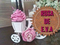 Como fazer cascata de flores para decoração artesanato Pinterest - YouTube