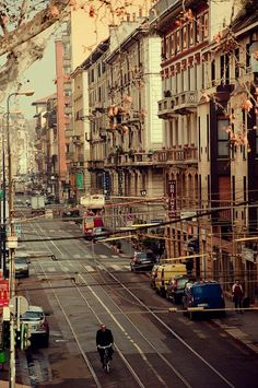 Milano, Italy - inspration for your own store - walk the streets. Places To Travel, Places To See, Travel Around The World, Around The Worlds, Best Places In Italy, Milan Travel, Historical Architecture, Wonders Of The World, Beautiful Places