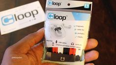 Review of Cloop: Your Handy Magnetic Cable Tie!