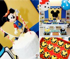 Mickey Mouse Mouseketeer Musketeer Boy Birthday Party Planning Ideas