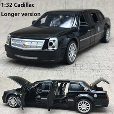 New 1:32 Toy Car Aston Cadillac Longer version Metal Alloy Diecast Car Model Diecasts & Toy Vehicles Model Car Toys For Children. Yesterday's price: US $16.23 (13.17 EUR). Today's price: US $13.15 (10.67 EUR). Discount: 19%.