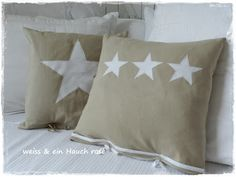 pillow star sewing