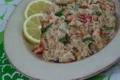 Crab and Shrimp Risotto | Annie's Eats