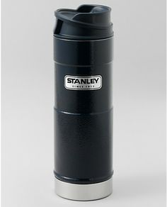 Stanley® Classic One-Hand Vacuum Mug 16 oz. | Eddie Bauer - this is the one Dad wants!
