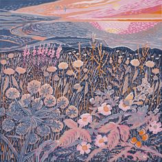 """Midsummer Morning"" by Annie Soudain"