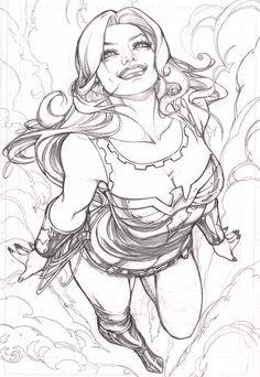 Girl Superhero Coloring Page New Dc Supehero Girl Marvel Coloring Sheet Superhero Coloring Pages, Marvel Coloring, Coloring Pages For Girls, Coloring Books, Comic Drawing, Drawing Sketches, Art Drawings, Comic Books Art, Comic Art