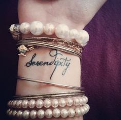 serendipity tattoos designs - Google Search