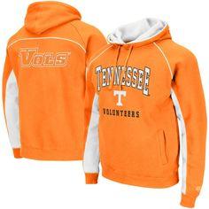 Tennessee Volunteers Colosseum Crest Pullover Hoodie - Tennessee Orange - $44.99