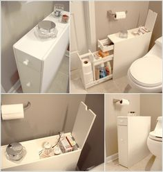 10 Space-Saving Storage Ideas for Your Bathroom