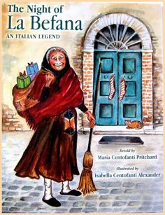 Why do Italian children hang up a stocking on the eve of the Epiphany? The Night of La Befana explains this custom with a retelling of the ancient Italian legend. Check out the La Befana Book & La Befana Products. Fly Around The World, Holidays Around The World, Yule, Singing Tips, Singing Lessons, Italian Christmas, Vintage Christmas, Learning Italian, Christmas Illustration