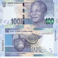 Roberts World Money Store and More. Banknotes from South Africa featuring Nelson Mandela. Girls Best Friend, Best Friends, Show Me The Money, Math For Kids, African Animals, Daddys Girl, African History, Stamp Collecting, South Africa