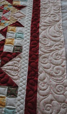 Its been awhile since I've shared client quilts, and I have quite a few for you to enjoy.  Here are some of my favorites.     - Bridget -  ...