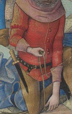 Horae ad usum Parisiensem. Date d'édition : 1475-1500 Latin 1173 Folio 80v