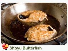 Butterfish Recipe - ILoveHawaiianFoodRecipes
