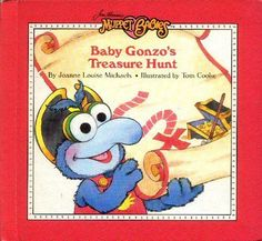 Picture of Baby Gonzo's Treasure Hunt (Jim Henson's Muppet Babies) Fairy Tale Story Book, Fairy Tales, Children's Comics, Muppet Babies, Jim Henson, Book Collection, Baby Pictures, Winnie The Pooh, Nostalgia