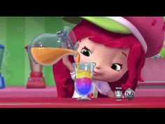 Strawberry shortcake 🌈 Rainbow smoothie - YouTube Rainbow Smoothies, Strawberry Shortcake, Google Play, Barbie, Make It Yourself, Videos, Youtube, Youtubers, Barbie Dolls