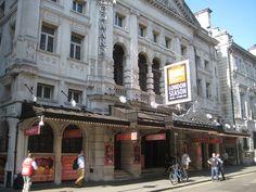 Noel Coward Theatre - 85-88 St Martins Lane, WC2N 4AU.
