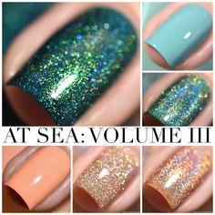 At Sea: Volume III Collection / Painted Polish